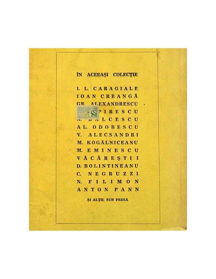 Poezii Editie Ingrijita De Alexandru Colorian