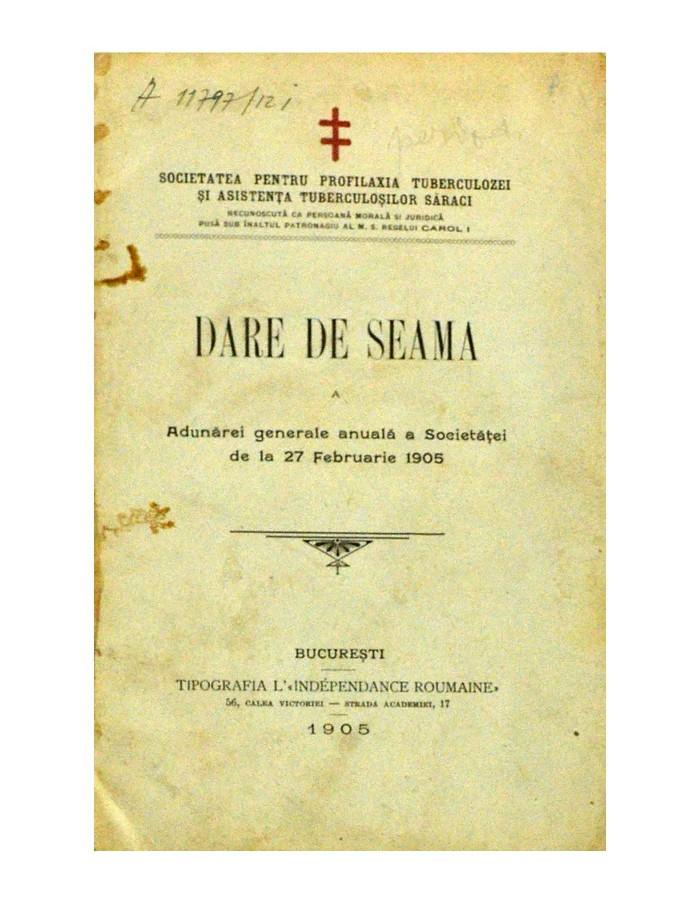 Darea De Seama