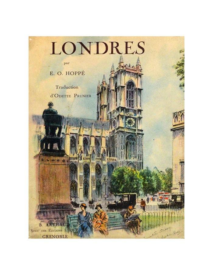 LONDRES - E. O. Hoppé