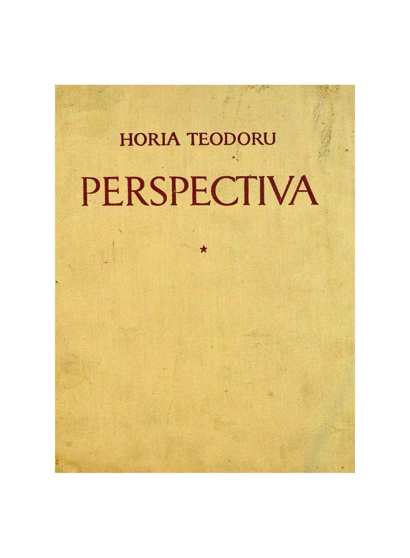 Perspectiva - Horia Teodoru