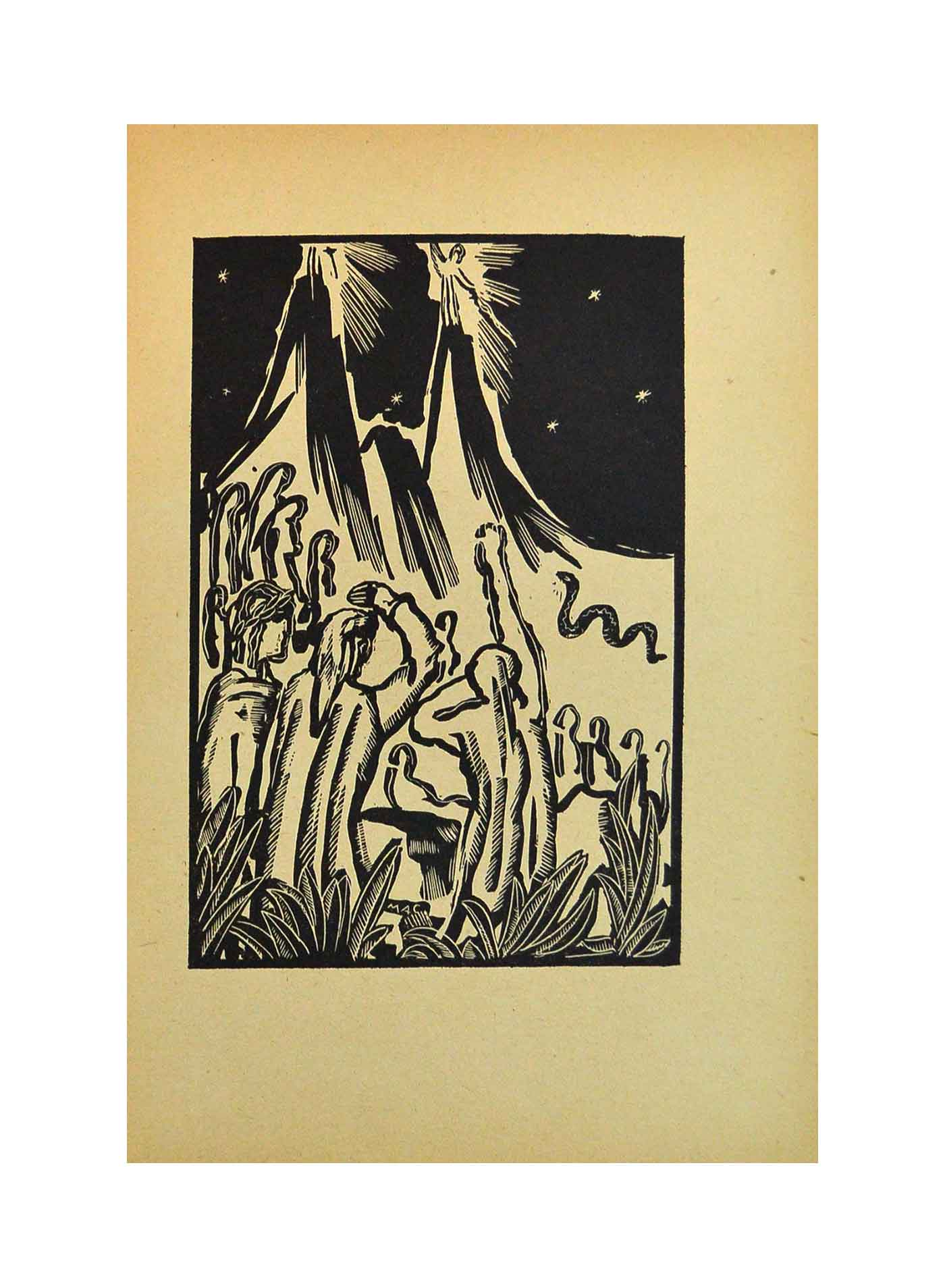 Dante Purgatoriul 1937