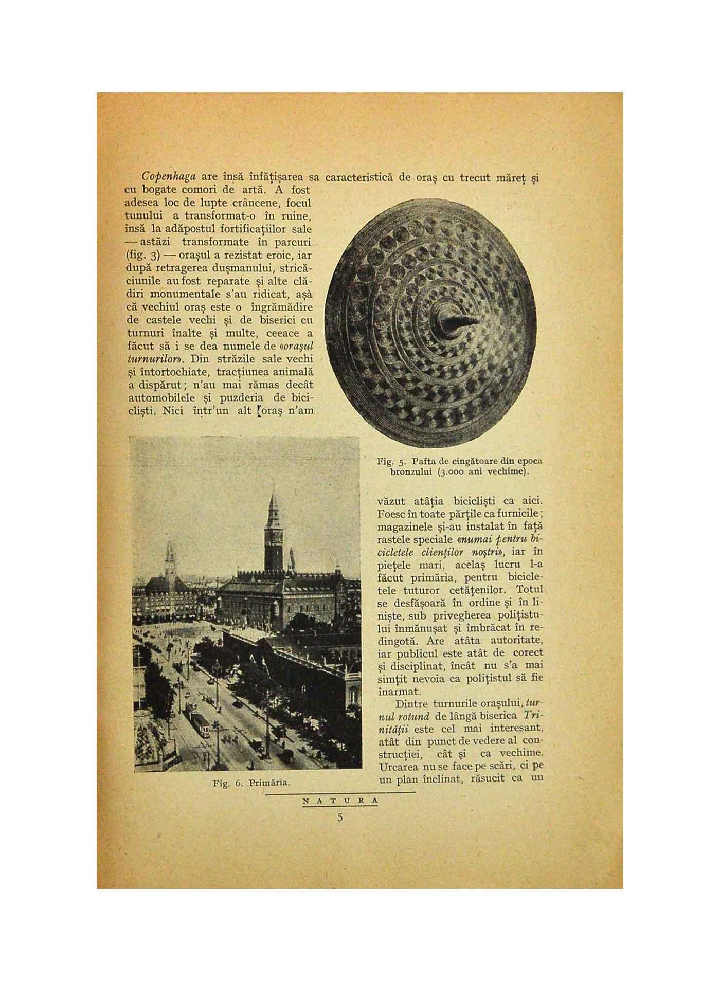 Revista Natura 1929