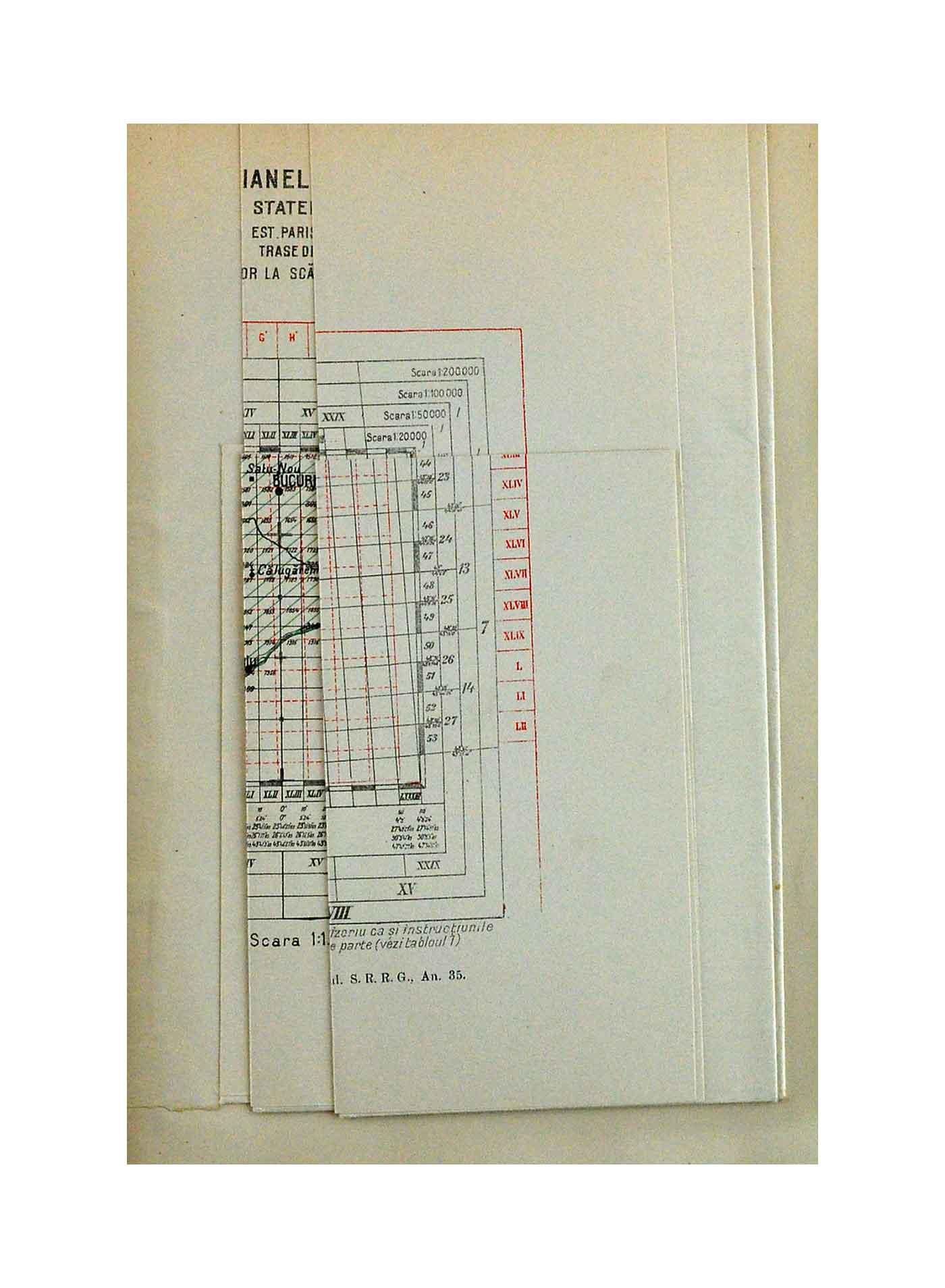 Buletinul Societatii Regale Romane de Geografie 1914